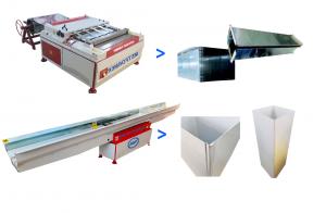 Square Duct Machine Series